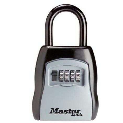 Master Lock 5400EURD - Caja de seguridad para llaves Select Access - con arco.