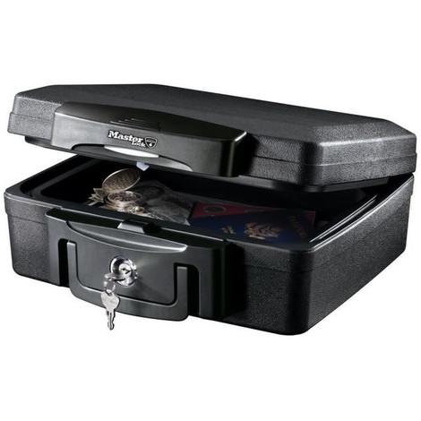 master lock malette de s curit coffre fort anti feu. Black Bedroom Furniture Sets. Home Design Ideas