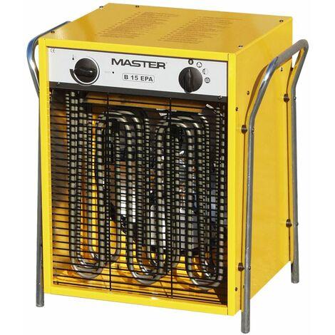Master Radiateur soufflant électrique B15EPB 1700 m³/h