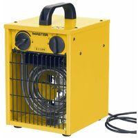 Generatori di aria calda professionale elettrico