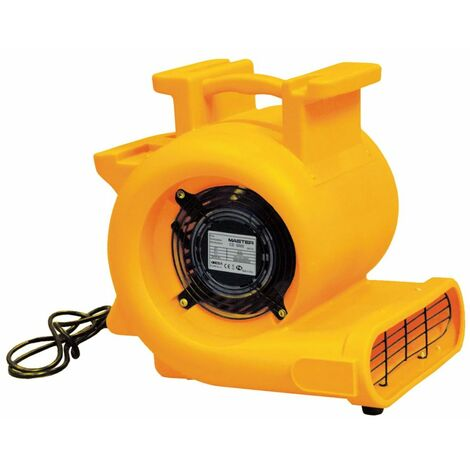 Master Ventilateur de construction CD 5000 384/452/550 W