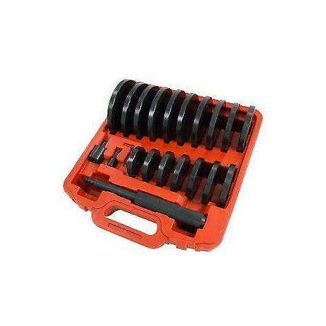 Master Wheel Bearing Seal Press Kit 70- 150mm Sealing Rings