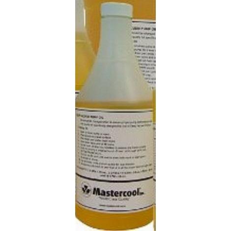 MASTERCOOL - 6X Bidons d'huile pour pompe à vide 53.1 Cl