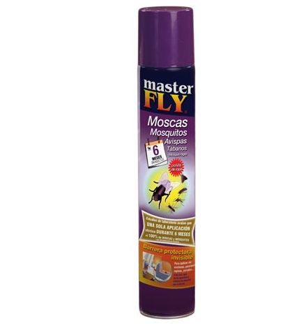 Masterfly moscas y mosquitos 750 ml