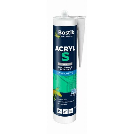 Mastic Acryl S Bostik 290ml