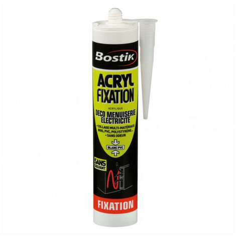 Mastic acrylique de fixation multi-usages ACRYL FIXATION