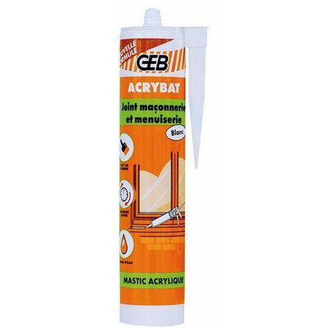 Mastic acrylique Geb