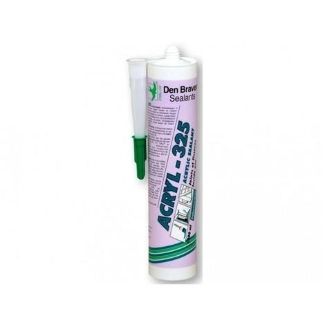 Mastic Acrylique joints et fissures ACRYL 325 - plusieurs modèles disponibles