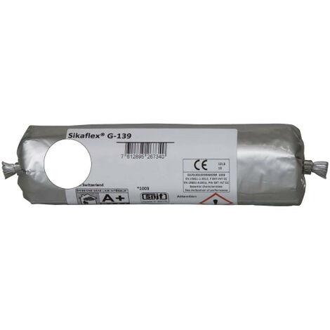 Mastic-colle à prise rapide SIKA Sikaflex G 139 - Blanc - 400ml - Blanc