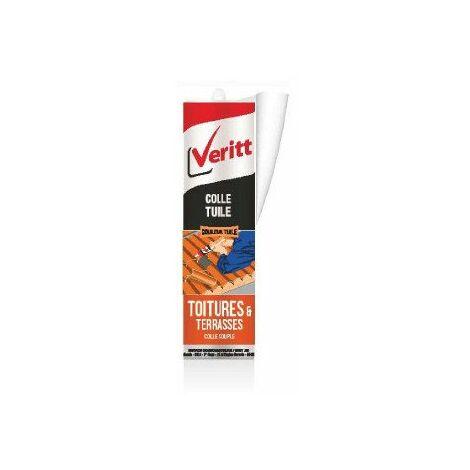 Mastic Colle Elasto Toiture 280ml - VERITT