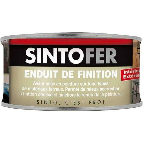 Mastic de Finition - 170ml - SINTOFER