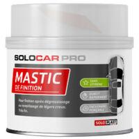 Mastic de finition Solocar Pro avec durcisseur 1kg