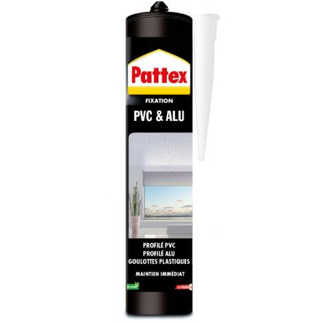 Mastic de fixation PVC/Alu 450g
