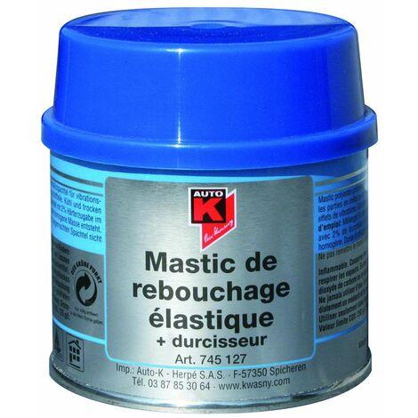 Mastic de Rebouchage élastique + Reboucheur - AUTO K