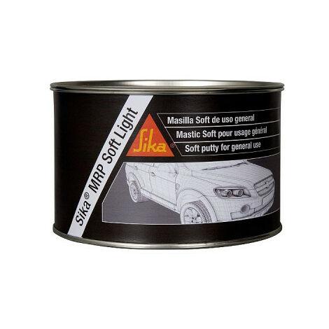 Mastic de rebouchage et finition - SIKA MRP Soft Light - Jaune clair - 1,68kg