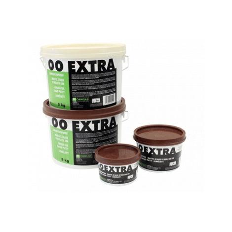 Mastic de vitrierie à l'huile de lin OO EX DL CHEMICALS Blanc 1kg - 1100002N772024