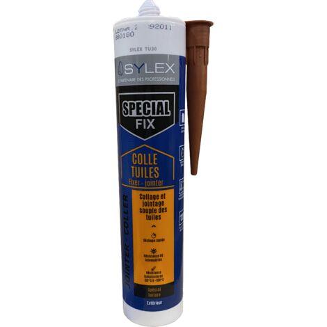 Mastic Fixation tuiles 280ml Sylex TU 30   Couleur: Tuile