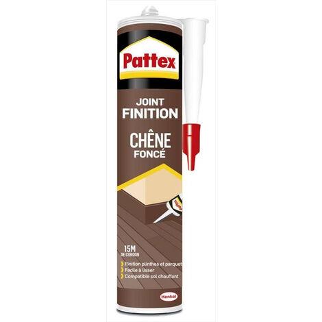 Mastic joint finition chêne foncé PATTEX - cartouche 300 ml - 2697544