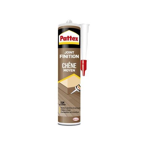 Mastic joint finition chêne moyen PATTEX - cartouche 300 ml - 2697543