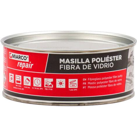 Mastic Polyester avec Fibre MacRepair 0,9 kg