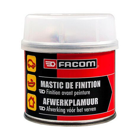 Mastic polyester de finition 250 g - Facom