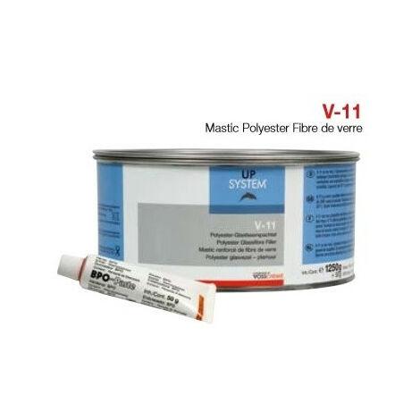 Mastic polyester fibre de verre V-11