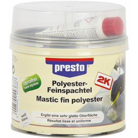 Mastic polyester fin souple bg 1 kg