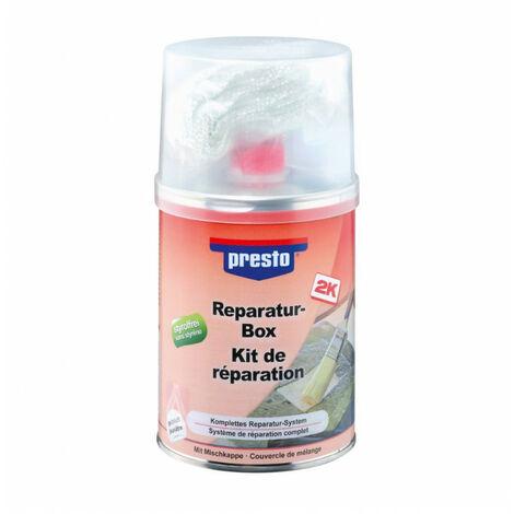 Mastic polyester set de réparation Presto