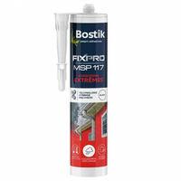 Mastic polymère hybride MSP 117 Conditions Extrêmes Bostik