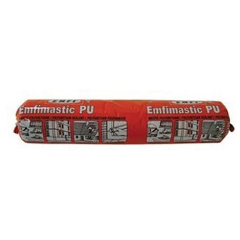 Mastic polyurethane PU25 EMFI - Sable - Poche de 400 ml - 74064HE054