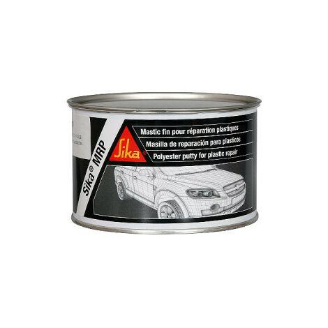 Mastic pour réparation des plastiques - SIKA MRP Plastic - Gris - 500ml