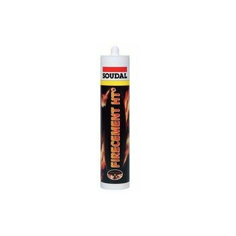 mastic refractaire fire cement