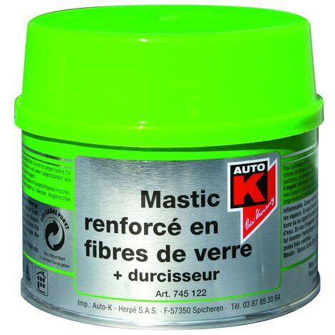 Mastic Renforcé en Fibres de Verre + Durcisseur