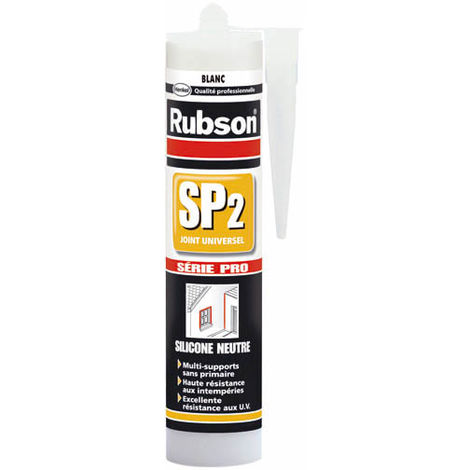 Mastic silicone SP2 joint universel SNJF 300 ml - plusieurs modèles disponibles