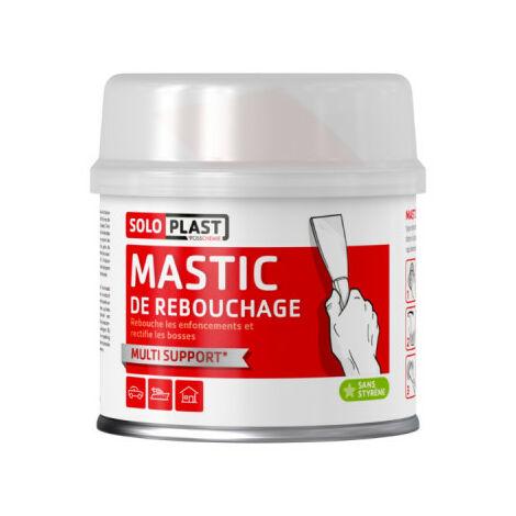 Mastic standard Soloplast Kplast 461g avec durcisseur