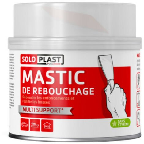 Mastic standard Soloplast Kplast 947g avec durcisseur