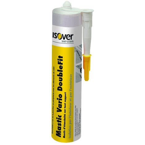 Mastic universel tout support Vario® DoubleFit - ISOVER
