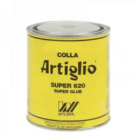 """main image of """"MASTICE COLLA ARTIGLIO SUPER 620 PER CALZOLAI E PELLETTIERI"""""""