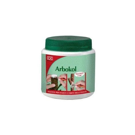 Mastice per innesti Arbokol 500 gr per proteggere alberi dopo potatura o innesti