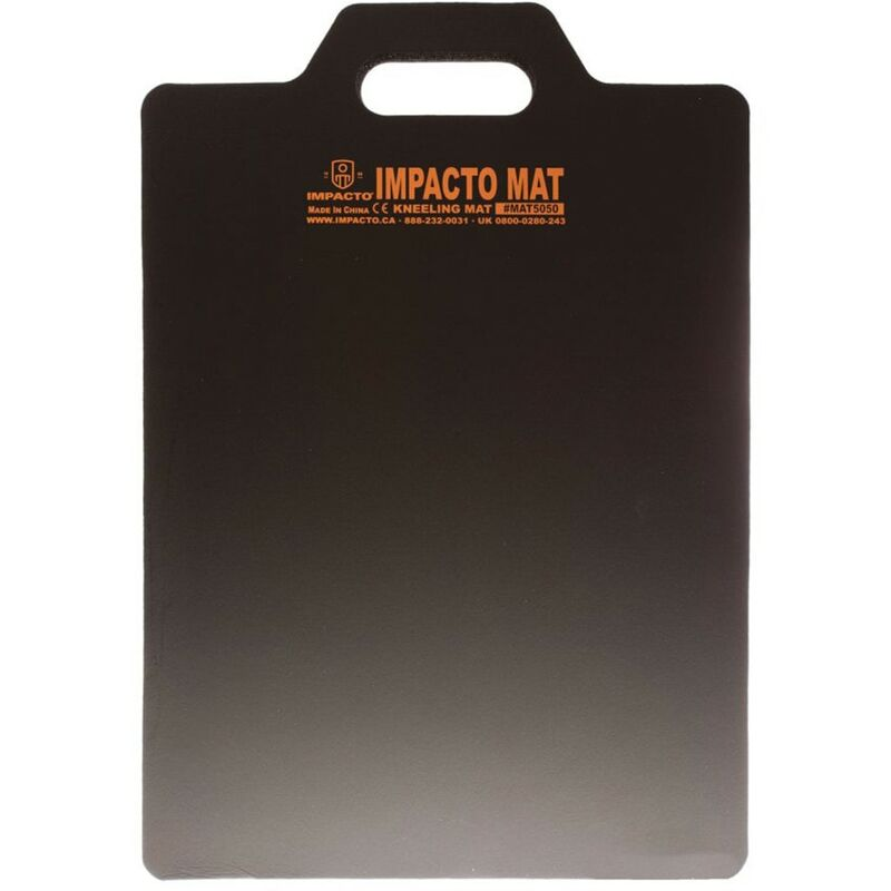 Image of MAT5050 Kneeling MAT C/W Handle 14'X21' - Impacto Protective Products Inc
