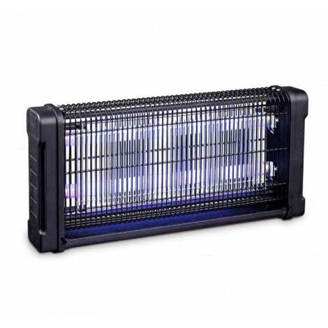 Mata insectos electrico 2x15W 100M2 Negro GSC 001605384