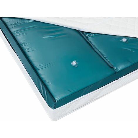 Matelas à eau dual - haute qualité - 180x200 cm - sans stabilisation