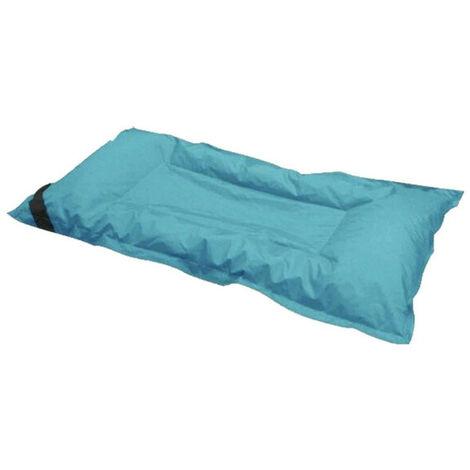 Matelas breez bleu 90 x 180cm - Rouge