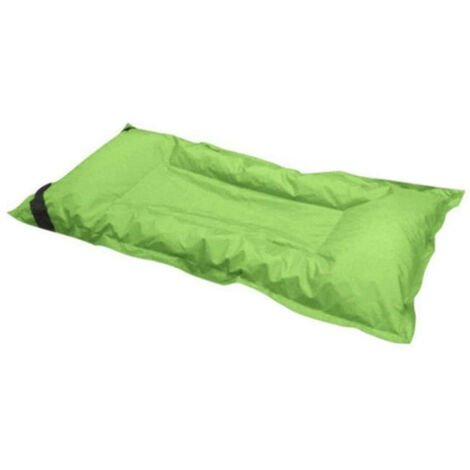 Matelas breez vert 90 x 180cm - Rouge