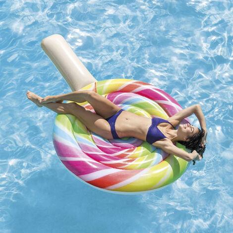 Matelas de piscine Avocat Intex