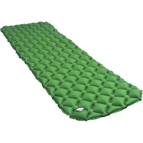 Matelas gonflable 58x190 cm Vert