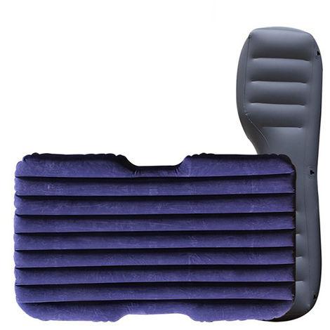 Matelas gonflable air Seat lit voiture pompe à air siège électrique gris foncé