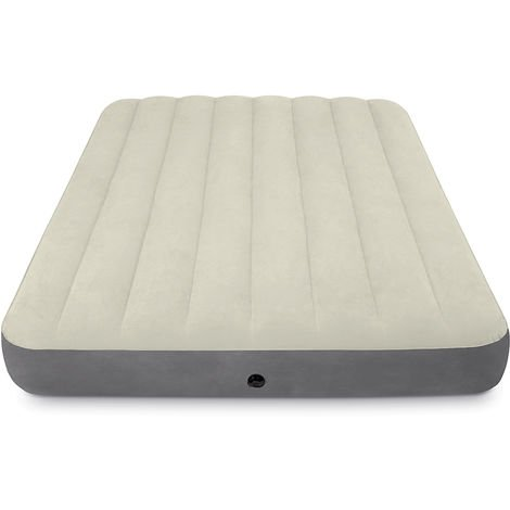 Matelas gonflable Downy Fiber Tech 2 places - Intex