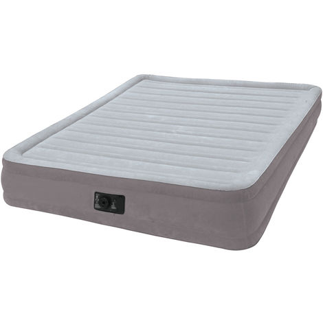 Matelas gonflable Grand Confort Fiber Tech 2 places - Intex