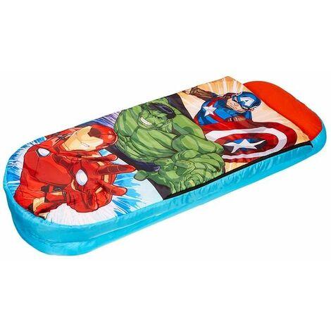 Matelas gonflable pour enfant Readybed Les Avengers
